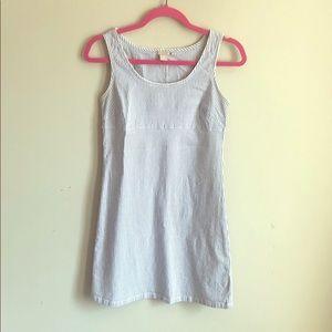 Size XS J.Crew Gingham dress